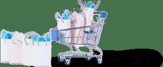 Распродажа тканей