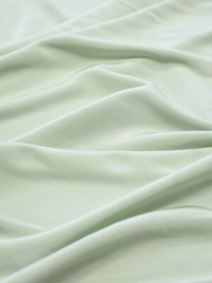 Трикотаж холодная вискоза светлая мята (2262) - Фото 18