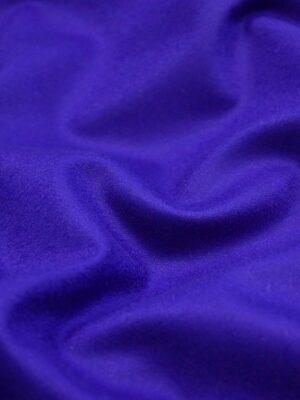Костюмная шерсть кашемир сине-фиолетовый (3382) - Фото 10