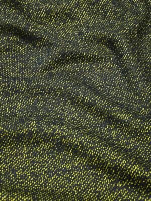 Твид шерсть желтый с черным меланж (4161) - Фото 14