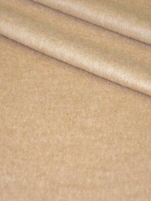 Джерси шерсть с ворсом ангора оттенок кэмл (4240) - Фото 15