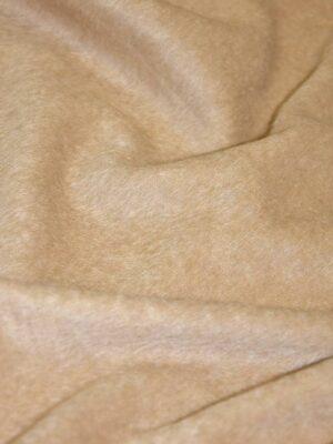 Джерси шерсть с ворсом ангора оттенок кэмл (4240) - Фото 14