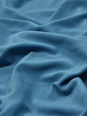Футер стрейч темно-голубой оттенок (4356) - Фото 15