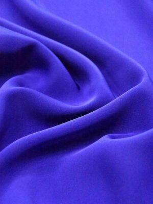 Креп синий электрик (4967) - Фото 9