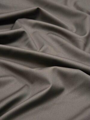 Костюмная шерсть серо-бежевого оттенка (5659) - Фото 11