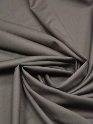 Костюмная шерсть серо-бежевого оттенка (5659) - Фото 12