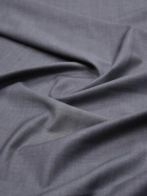 Костюмная шерсть стальной оттенок (5685) - Фото 15