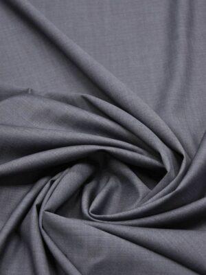 Костюмная шерсть стальной оттенок (5685) - Фото 16
