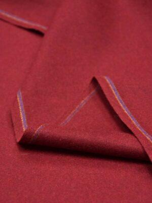 Сукно шерсть бордового оттенка (5719) - Фото 13