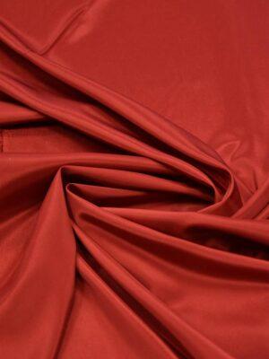 Подкладочная стрейч темно-красный оттенок (5742) - Фото 15