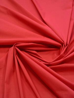 Хлопок стрейч рубашечный красный (6499) - Фото 15
