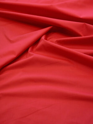 Хлопок стрейч рубашечный красный (6499) - Фото 14