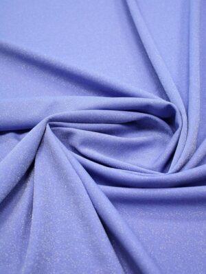 Джерси трикотаж голубой с люрексом (6562) - Фото 15