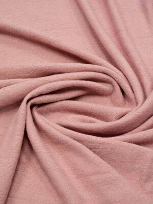 Лоден шерсть стрейч оттенок пыльная роза (6680) - Фото 13