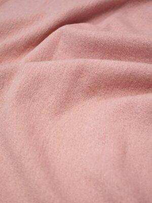 Лоден шерсть стрейч оттенок пыльная роза (6680) - Фото 12