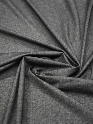 Джерси стрейч серый меланж плотный (7318) - Фото 11