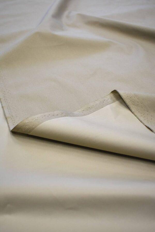 Парочная ткань с пропиткой бежевый оттенок (7333) - Фото 8