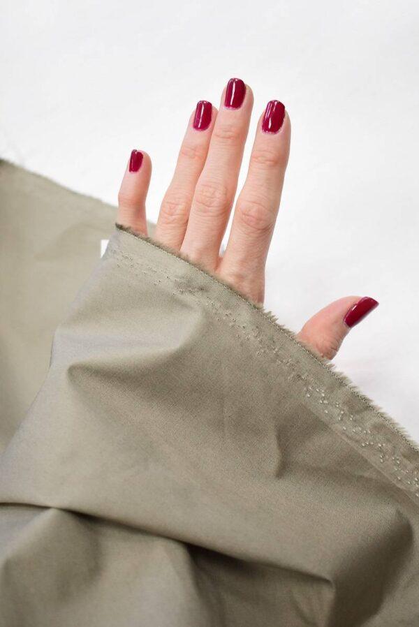Парочная ткань с пропиткой бежевый оттенок (7333) - Фото 7