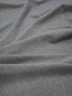 Джерси серый меланж (7464) - Фото 13