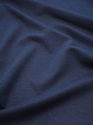 Джерси стрейч темно-синий оттенок (7500) - Фото 16