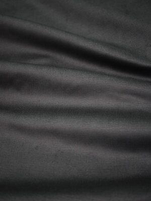 Микровельвет оттенок темный графит (7528) - Фото 15