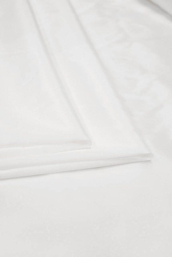 Подклад стрейч белый (7788) - Фото 9