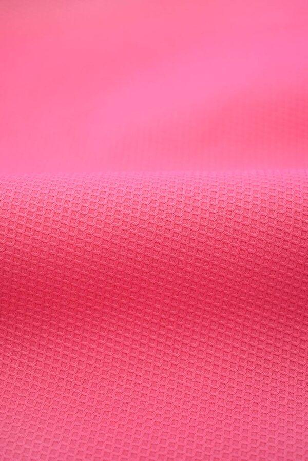 Пике стрейч ярко-розовый (7994) - Фото 10