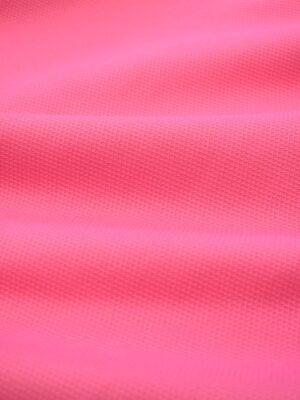 Пике стрейч ярко-розовый (7994) - Фото 11