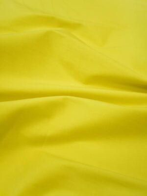 Хлопок стрейч рубашечный желтый с зеленым оттенком (8366) - Фото 12
