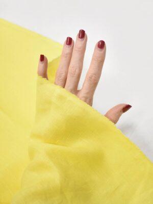 Лен ярко-желтый (8588) - Фото 16