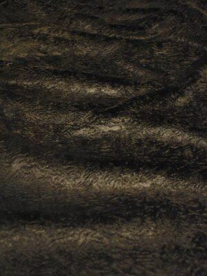 Мех каракуль темно-коричневый (8628) - Фото 17