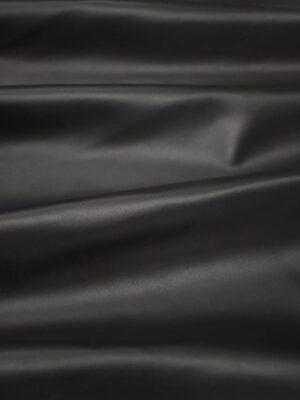 Кожа натуральная черная гладкая (8943) - Фото 11