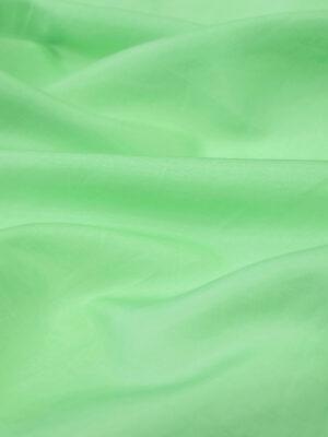 Батист шелковый яркий салатовый (0940) - Фото 20