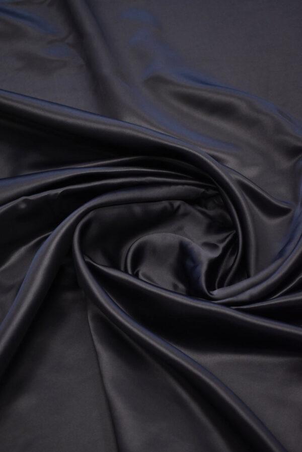 Атлас дюшес черничный оттенок (1930) - Фото 8