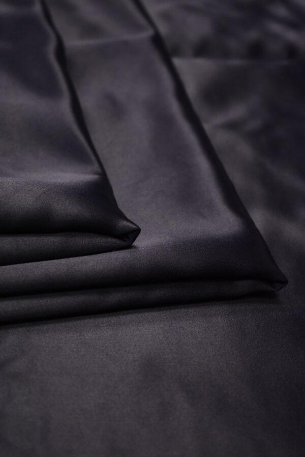 Атлас дюшес черничный оттенок (1930) - Фото 7