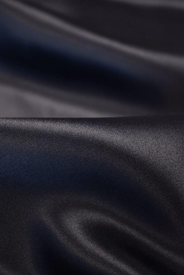 Атлас дюшес черничный оттенок (1930) - Фото 9
