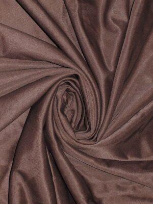 Подклад трикотажный плотный гладкий коричневый (2019) - Фото 11