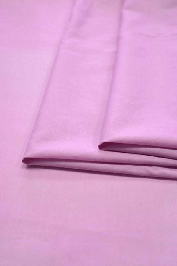 Хлопок розовый рубашечный (2094) - Фото 8