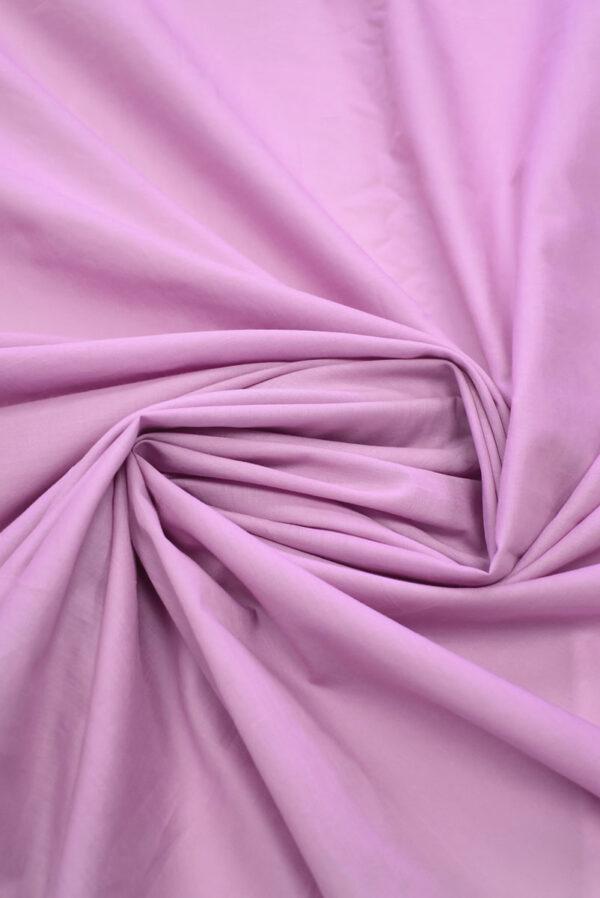 Хлопок розовый рубашечный (2094) - Фото 7