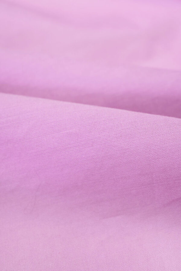 Хлопок розовый рубашечный (2094) - Фото 9