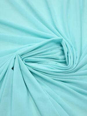 Трикотаж сетка бирюзовый оттенок (2265) - Фото 18