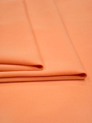 Дабл креп стрейч яркий оранжевый (2705) - Фото 11