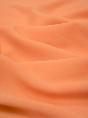 Дабл креп стрейч яркий оранжевый (2705) - Фото 10