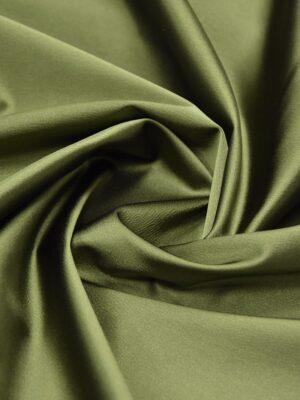 Ватуссо стрейч оливковый (3172) - Фото 15