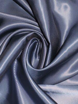 Подкладочная серо-голубой в рубчик (3229) - Фото 13