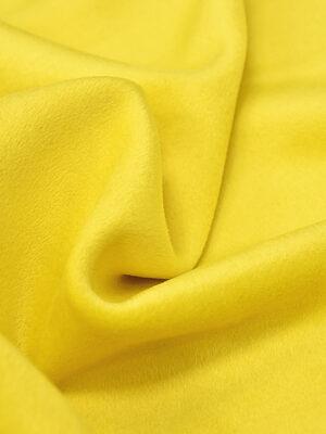 Пальтовая шерсть кашемир желтая (3244) - Фото 14