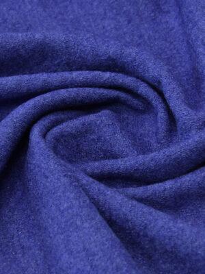 Лоден шерсть стрейч синий (3389) - Фото 14