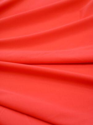 Трикотаж бифлекс красно-коралловый (3573) - Фото 15