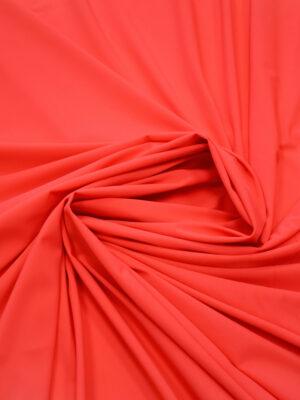 Трикотаж бифлекс красно-коралловый (3573) - Фото 16