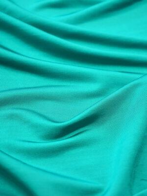 Трикотаж яркий бирюзовый (3590) - Фото 15